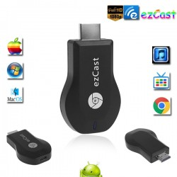 DONGLE EzCast TV Stick HDMI-1080P Airplay Video Ricevitore Wifi