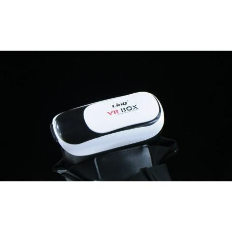 """VR BOX LINQ VR-005 OCCHIALI VIRTUALI 3D PER SMARTPHONE FINO A 5.5"""""""