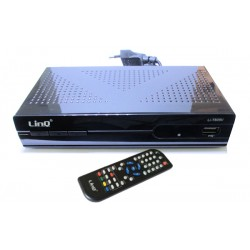 DIGITALE TERRESTRE LINQ Li-T809V DOPPIA SCART REGISTRATORE USB